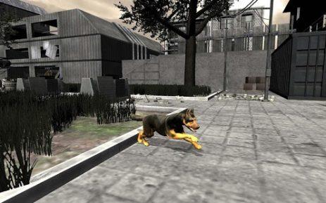 Скриншот Секретный агент Лара Крофт: Фронт Линд Коммандос