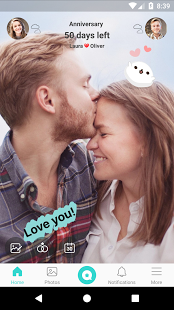 Скриншот Between – Private Couples App
