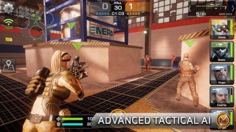 Скриншот Combat Squad – Online FPS