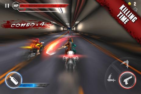 Скриншот Death Moto 3