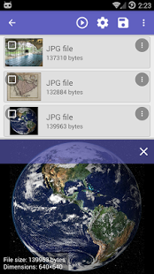 Скриншот DiskDigger photo recovery