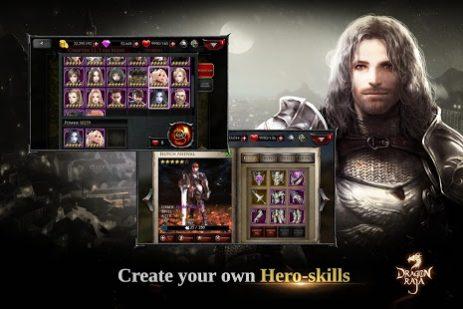 Скриншот Dragon Raja Mobile