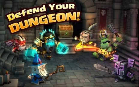 Скриншот Dungeon Boss – Fantasy & Strategy RPG