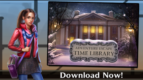Скриншот Adventure Escape: Time Library