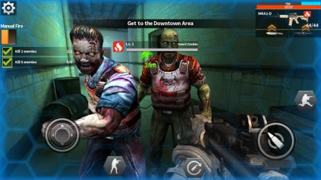 Скриншот Fatal Raid