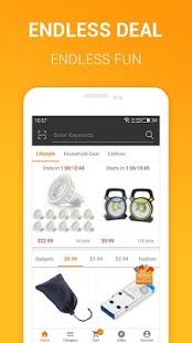 Скриншот GearBest Online Shopping