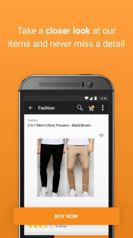 Скриншот JUMIA Online Shopping 2