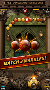 Скриншот Steam Legend: Marble Quest
