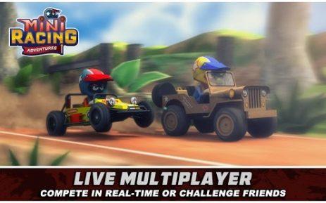 Скриншот Mini Racing Adventures