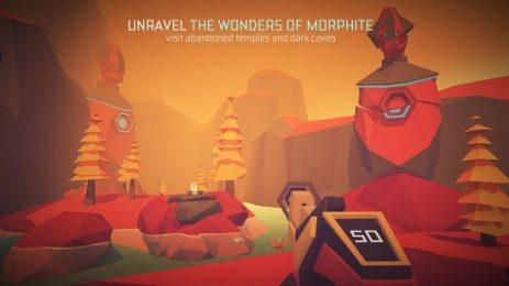 Скриншот Morphite