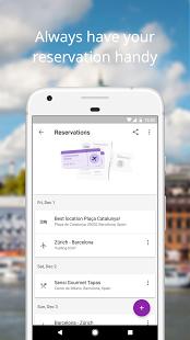 Скриншот Google Trips – Travel Planner
