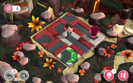 Скриншот PepeLinde Adventures