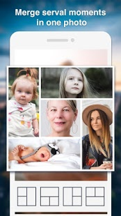 Скриншот Make Collage – Pic Editor & Stickers & Filters