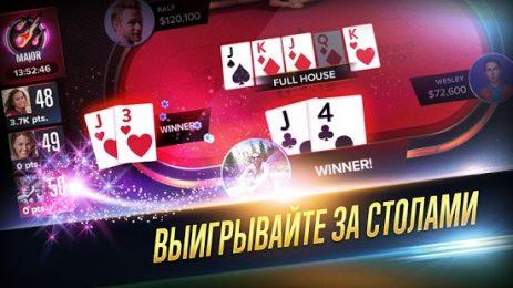 Скриншот Poker Heat - Техасский Холдем