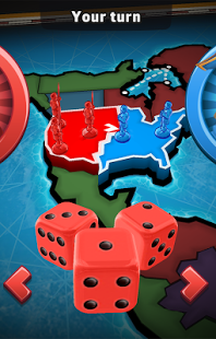 Скриншот RISK: Global Domination