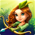 Robin Hood Legends – A Merge 3 Puzzle Game android mobile