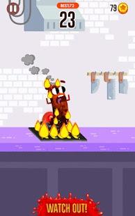 Скриншот Беги, сосиска, беги!