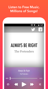 Скриншот SongFlip – Free Music & Player