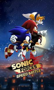 Скриншот Sonic Forces: Speed Battle 0