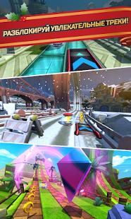 Скриншот Sonic Forces: Speed Battle 3