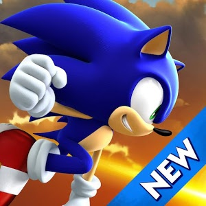 Cover art of «Sonic Forces: Speed Battle» - icon