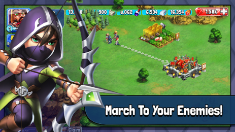 Скриншот Dragonstone: Kingdoms