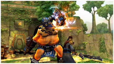 Скриншот Stormblades