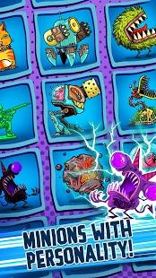 Скриншот Tap Busters: Galaxy Heroes