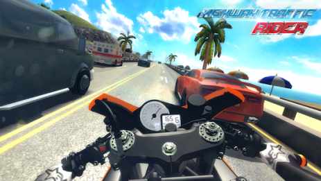 Скриншот Highway Traffic Rider