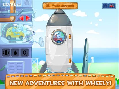 Скриншот Wheelie 5 – Armageddon