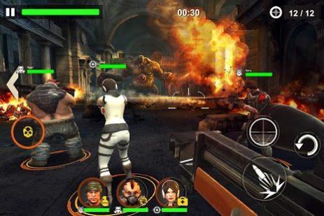 Скриншот DEAD WARFARE: Zombie