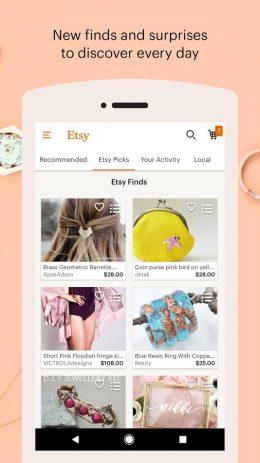 Скриншот официальное приложение