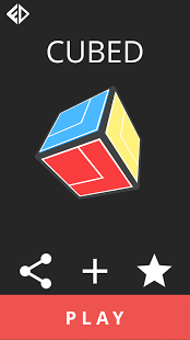 Скриншот Cubed – 3D Puzzle Game