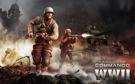 Скриншот FRONTLINE COMMANDO: WW2