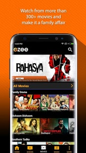 Скриншот OZEE Free TV Shows Movie Music