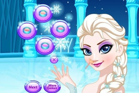 Скриншот Ice Queen Beauty Salon