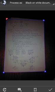 Скриншот Mobile Doc Scanner