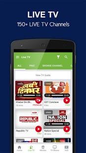Скриншот nexGTv Live TV News Cricket
