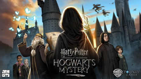 Скриншот Harry Potter: Hogwarts Mystery
