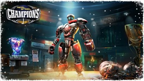 Скриншот Real Steel Boxing Champions