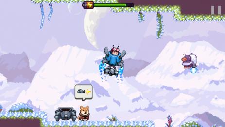 Скриншот Sky Chasers