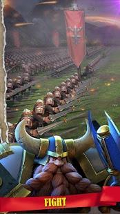 Скриншот Шторм войны: Битва Героев