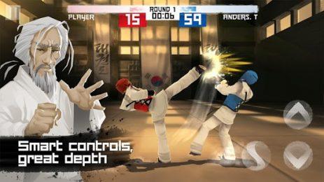 Скриншот Taekwondo Game