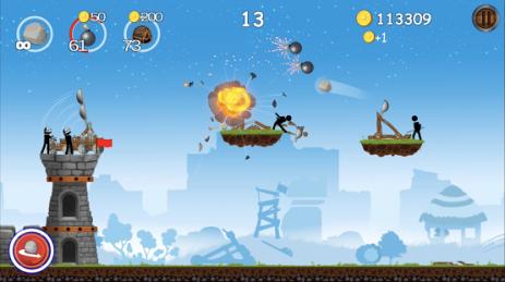 Скриншот The Catapult