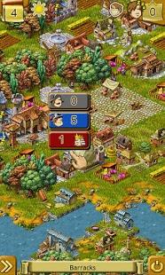 Скриншот Townsmen 6 FREE