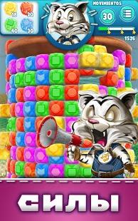 Скриншот Wooly Blast -  Игра Fun матч 3 головоломка