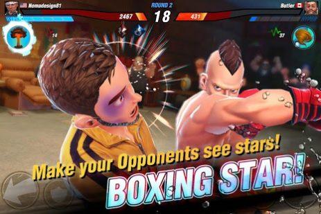 Скриншот Boxing Star