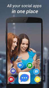 Скриншот Messenger