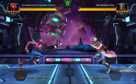 Скриншот MARVEL: Битва чемпионов