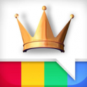 King follower and likes - icon